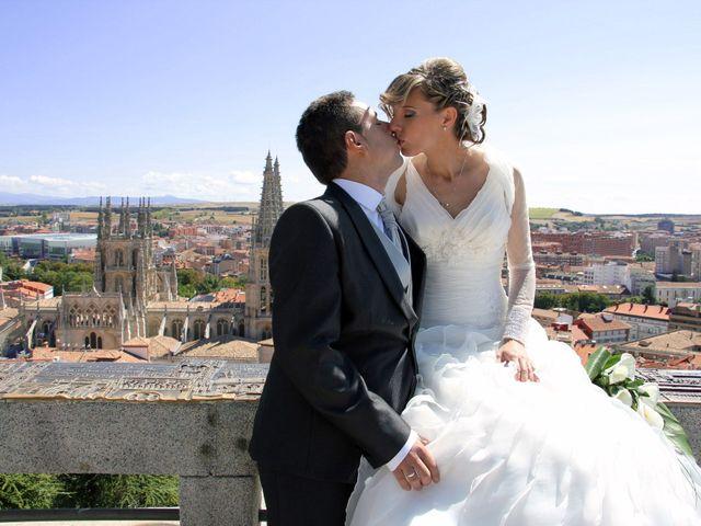 La boda de Jesús y Laura en Burgos, Burgos 16