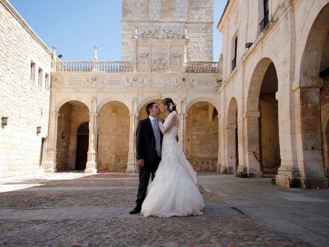 La boda de Jesús y Laura en Burgos, Burgos 20