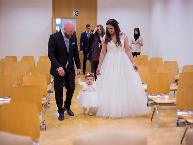 La boda de Victor y Vicky en Beniajan, Murcia 16