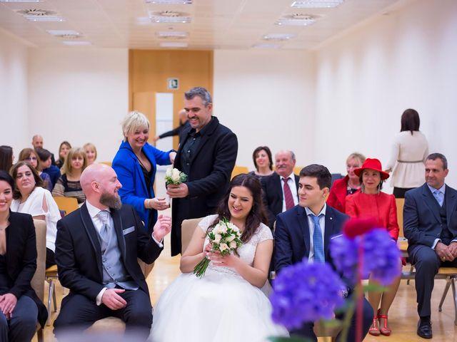 La boda de Victor y Vicky en Beniajan, Murcia 17