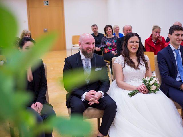 La boda de Victor y Vicky en Beniajan, Murcia 19