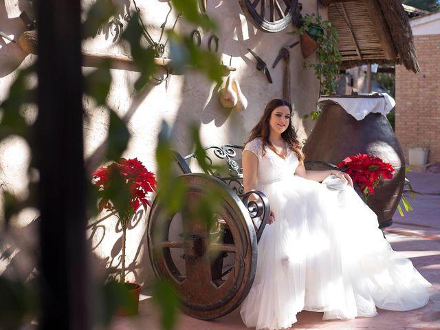 La boda de Victor y Vicky en Beniajan, Murcia 21
