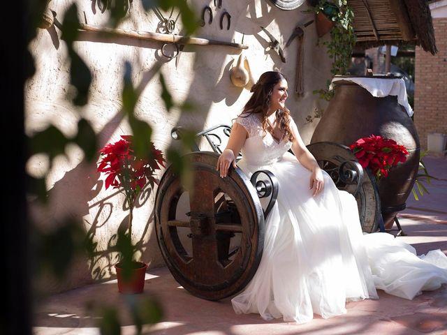La boda de Victor y Vicky en Beniajan, Murcia 22