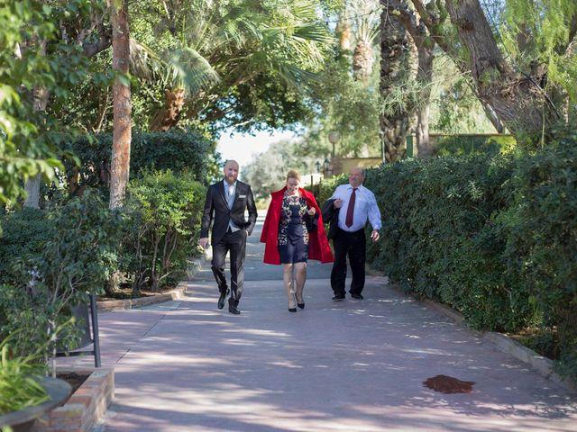 La boda de Victor y Vicky en Beniajan, Murcia 27