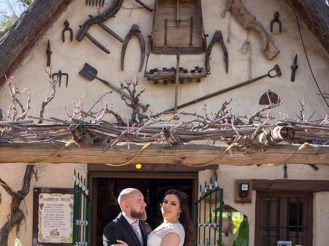 La boda de Victor y Vicky en Beniajan, Murcia 28