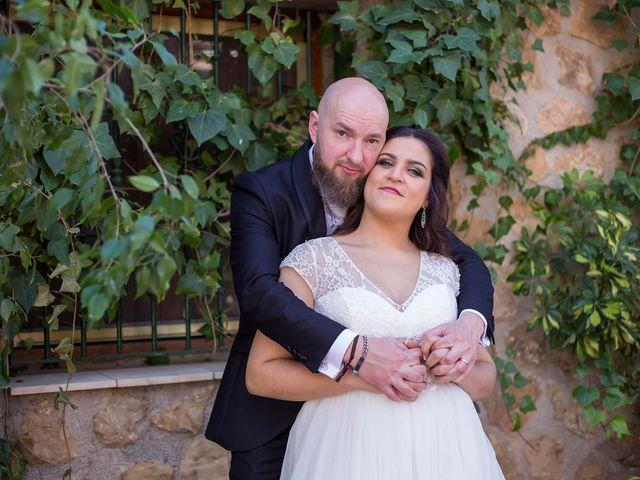 La boda de Victor y Vicky en Beniajan, Murcia 31