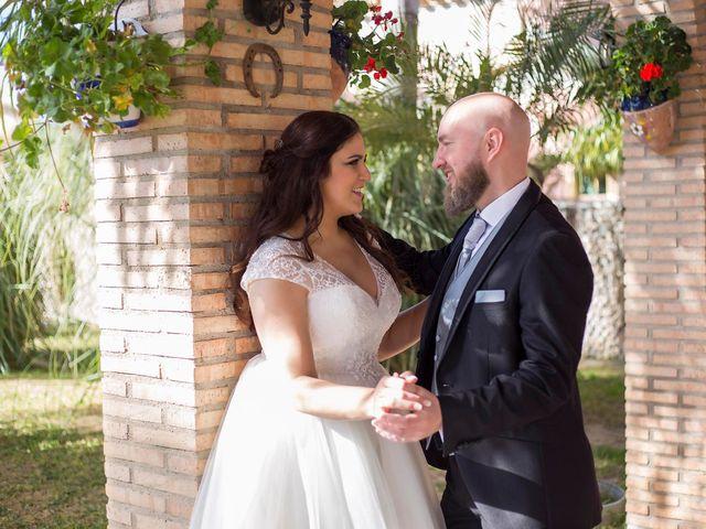 La boda de Victor y Vicky en Beniajan, Murcia 34