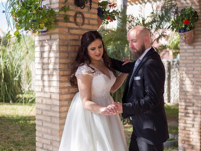 La boda de Victor y Vicky en Beniajan, Murcia 35