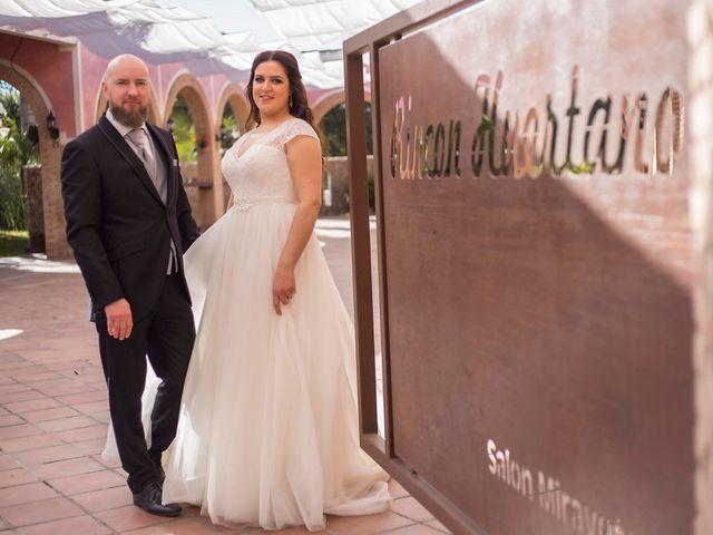 La boda de Victor y Vicky en Beniajan, Murcia 36