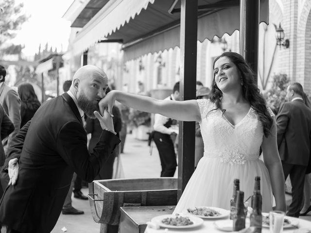 La boda de Victor y Vicky en Beniajan, Murcia 39
