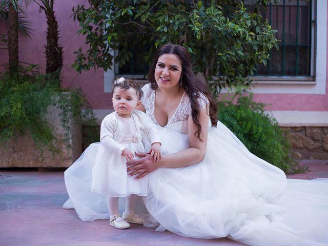 La boda de Victor y Vicky en Beniajan, Murcia 40