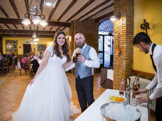 La boda de Victor y Vicky en Beniajan, Murcia 48