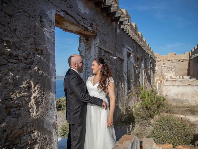La boda de Victor y Vicky en Beniajan, Murcia 53