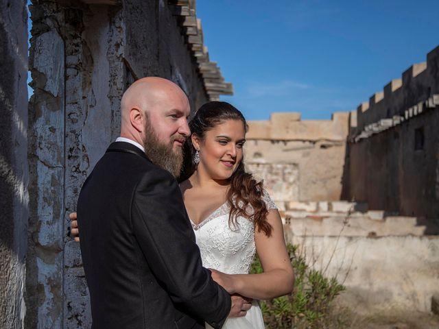 La boda de Victor y Vicky en Beniajan, Murcia 54