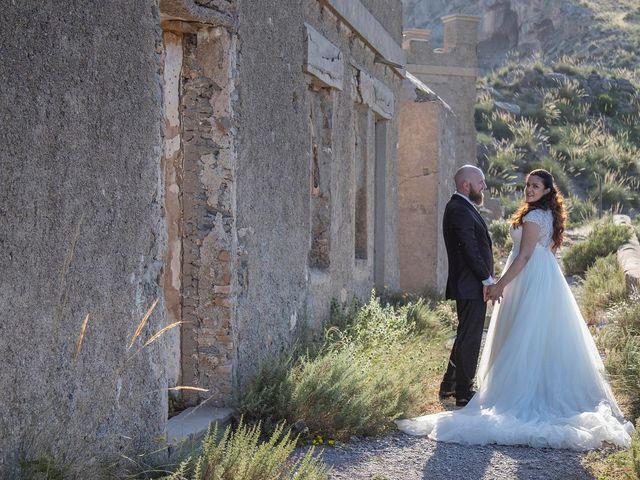 La boda de Victor y Vicky en Beniajan, Murcia 57