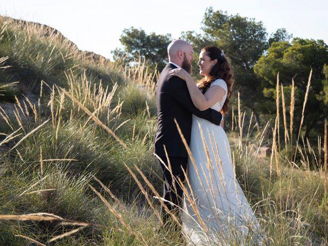 La boda de Victor y Vicky en Beniajan, Murcia 59