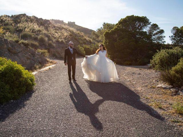La boda de Victor y Vicky en Beniajan, Murcia 60
