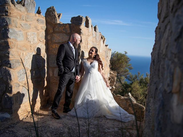 La boda de Victor y Vicky en Beniajan, Murcia 61