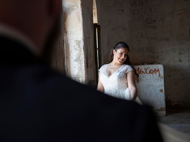La boda de Victor y Vicky en Beniajan, Murcia 66