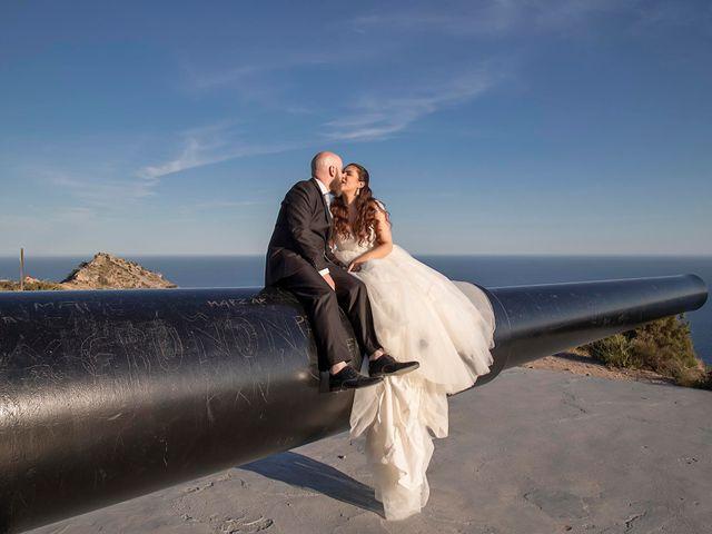La boda de Victor y Vicky en Beniajan, Murcia 79