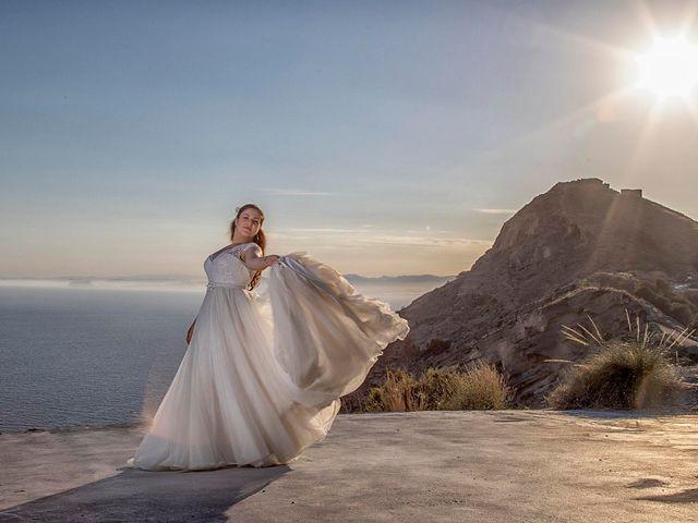 La boda de Victor y Vicky en Beniajan, Murcia 80