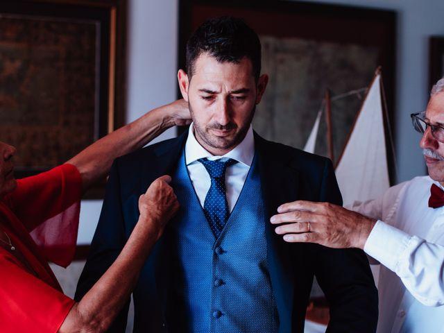 La boda de Pablo y Rosa en Alacant/alicante, Alicante 6