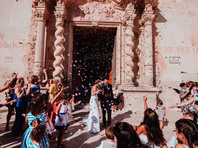 La boda de Pablo y Rosa en Alacant/alicante, Alicante 25