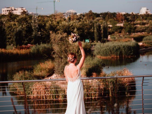 La boda de Pablo y Rosa en Alacant/alicante, Alicante 1