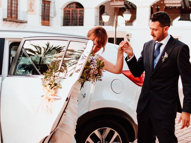 La boda de Pablo y Rosa en Alacant/alicante, Alicante 35