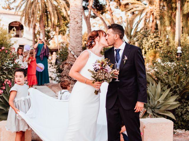 La boda de Pablo y Rosa en Alacant/alicante, Alicante 36