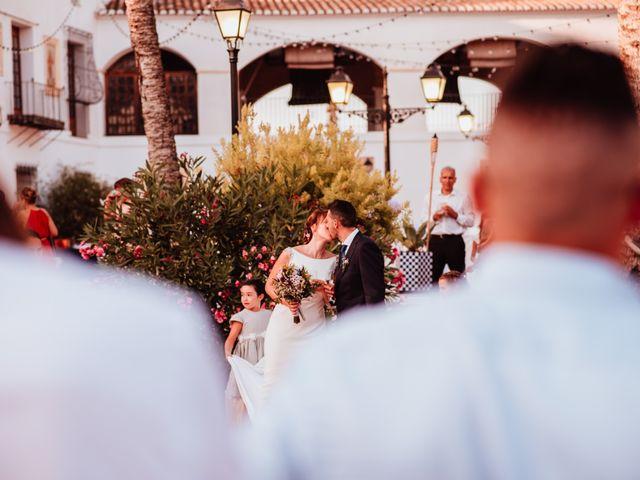 La boda de Pablo y Rosa en Alacant/alicante, Alicante 37