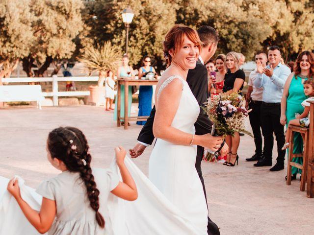 La boda de Pablo y Rosa en Alacant/alicante, Alicante 38