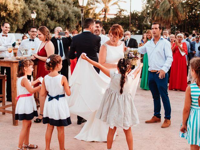La boda de Pablo y Rosa en Alacant/alicante, Alicante 39