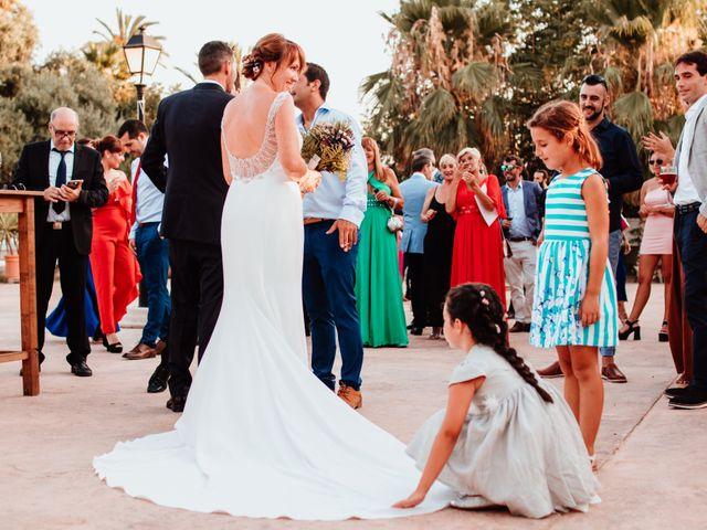 La boda de Pablo y Rosa en Alacant/alicante, Alicante 40