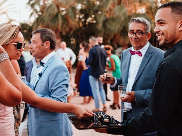 La boda de Pablo y Rosa en Alacant/alicante, Alicante 41