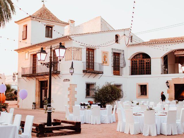 La boda de Pablo y Rosa en Alacant/alicante, Alicante 43
