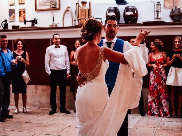 La boda de Pablo y Rosa en Alacant/alicante, Alicante 52
