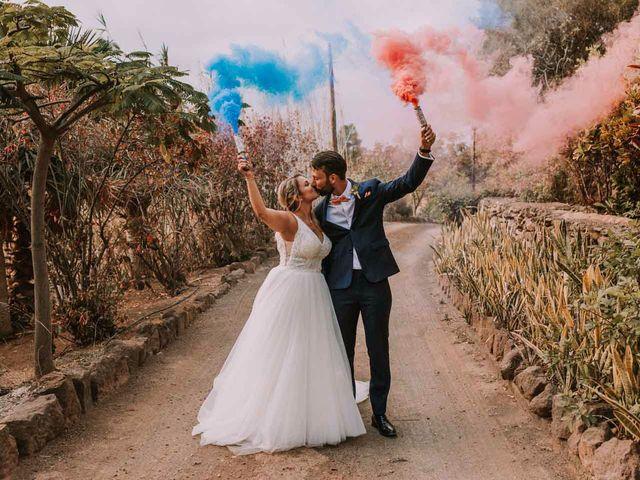 La boda de Bárbara y Eduardo