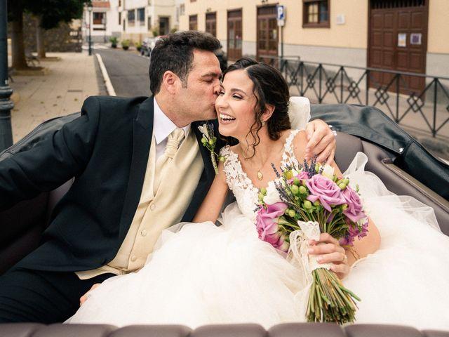 La boda de Sofía y José Manuel