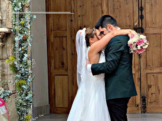 La boda de Manu y Lara  en Cieza, Murcia 1