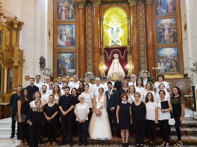 La boda de Manu y Lara  en Cieza, Murcia 2
