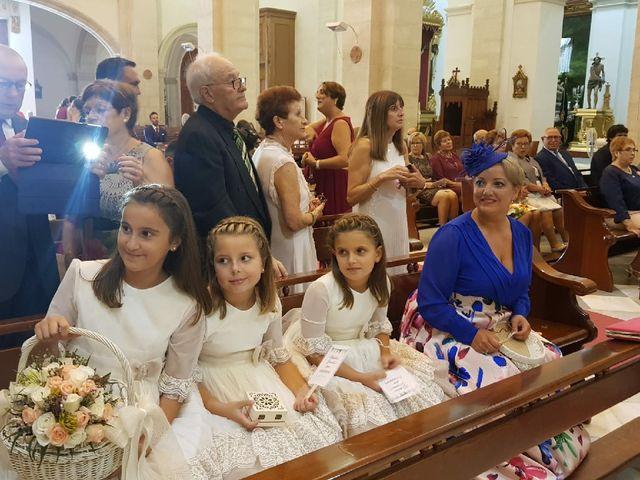 La boda de Manu y Lara  en Cieza, Murcia 4