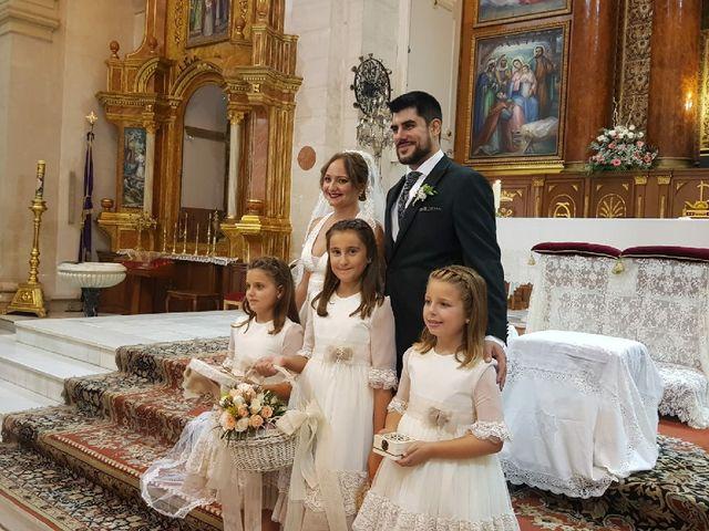 La boda de Manu y Lara  en Cieza, Murcia 5