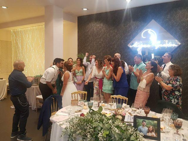 La boda de Manu y Lara  en Cieza, Murcia 7