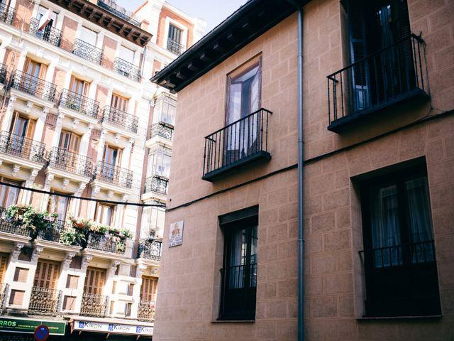 La boda de Leandro y Ainhoa en Madrid, Madrid 4
