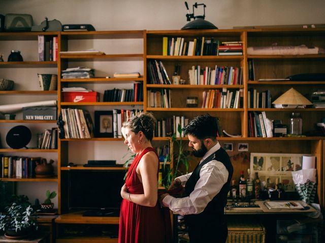 La boda de Leandro y Ainhoa en Madrid, Madrid 8