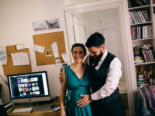 La boda de Leandro y Ainhoa en Madrid, Madrid 32