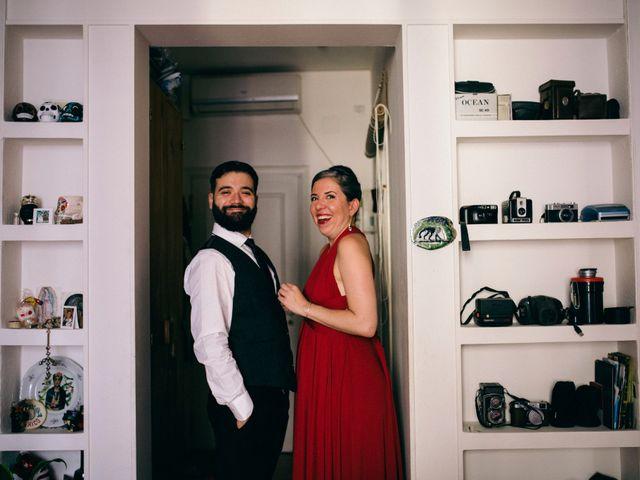 La boda de Leandro y Ainhoa en Madrid, Madrid 42
