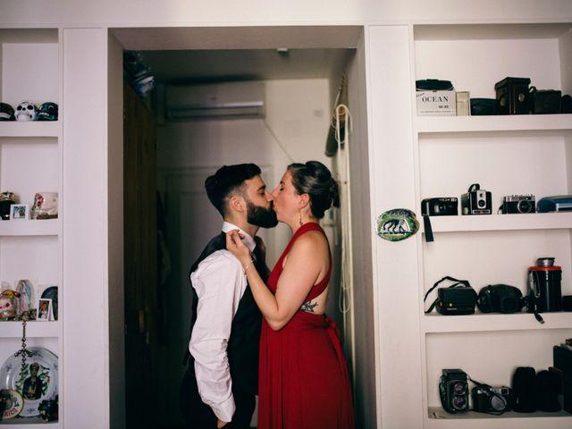 La boda de Leandro y Ainhoa en Madrid, Madrid 43