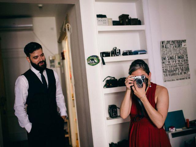 La boda de Leandro y Ainhoa en Madrid, Madrid 46